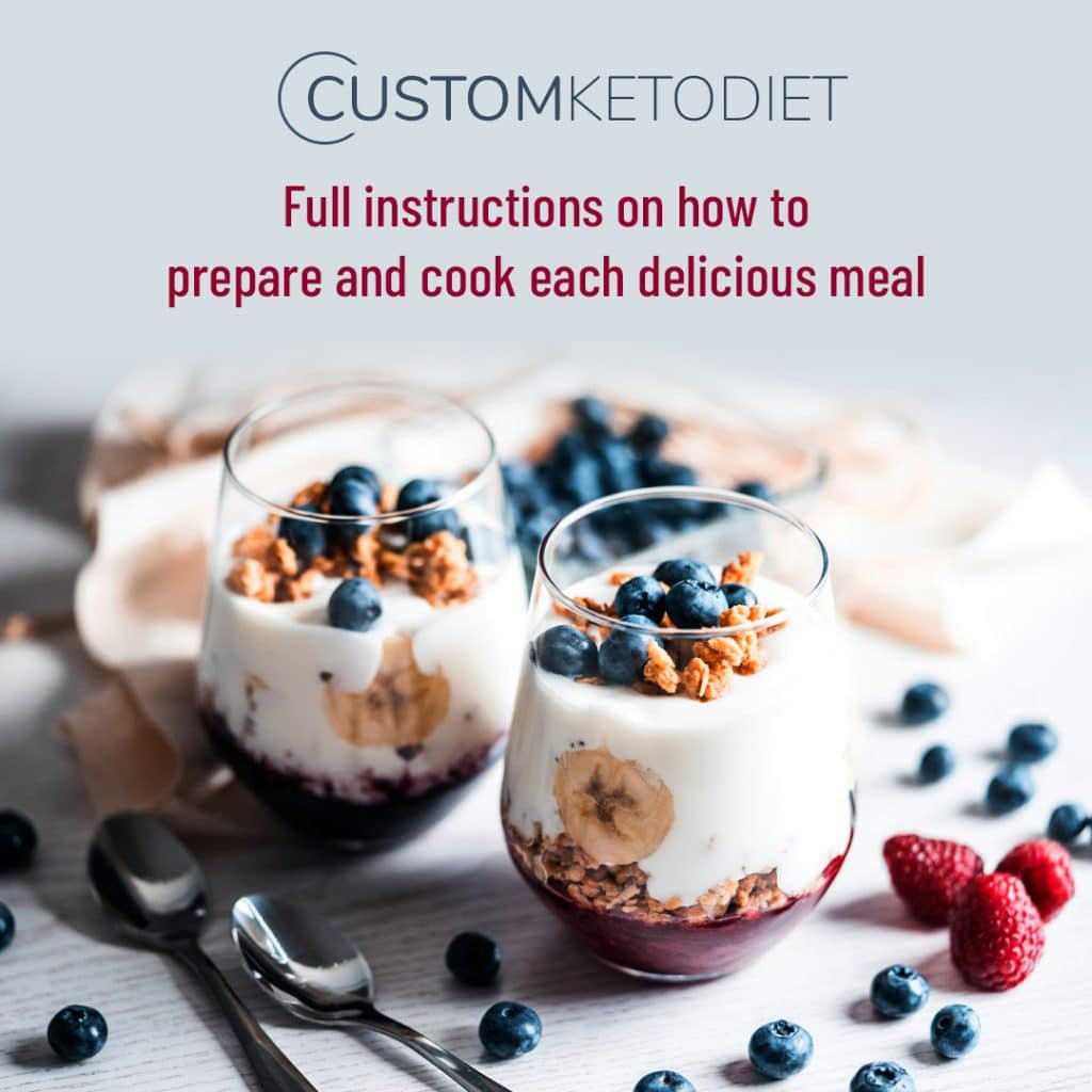 custom keto recipes